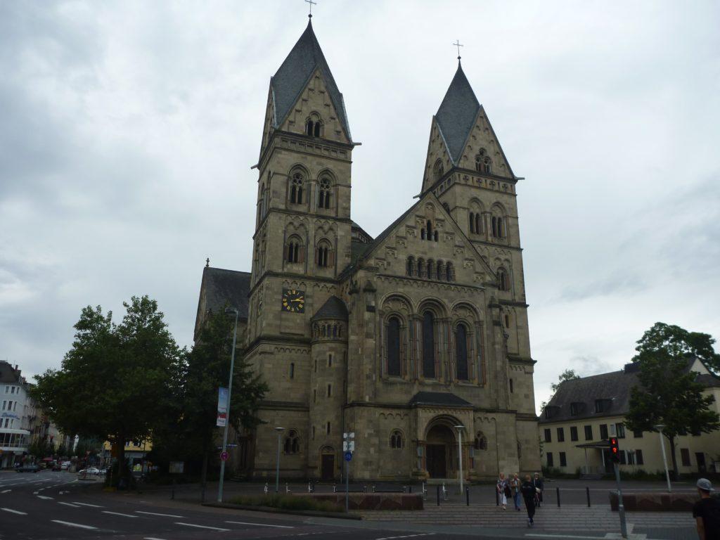 Koblenz Herz-Jesu Kirche