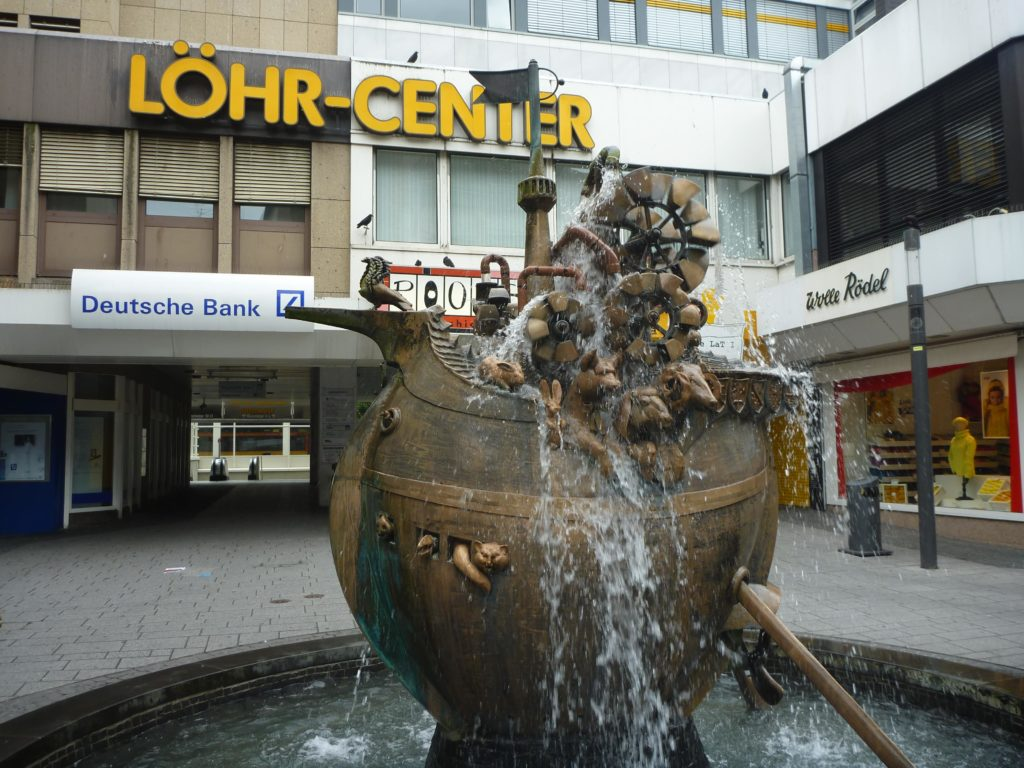 Koblenz Innenstadt, Löhr-Center