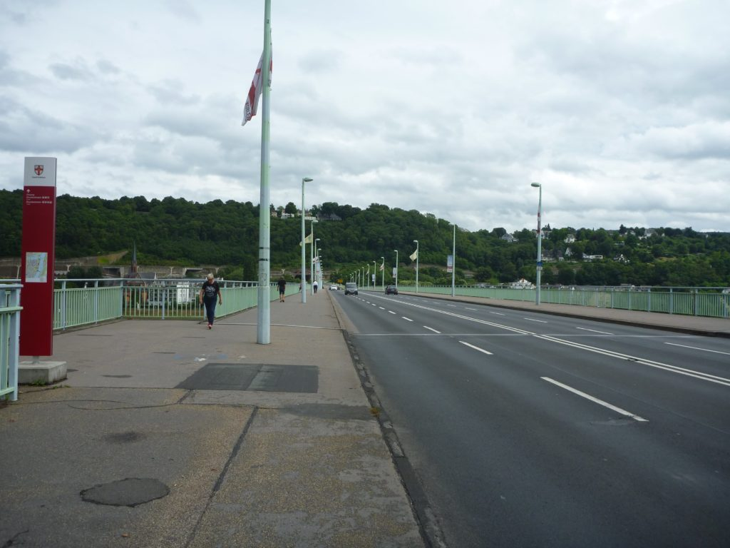 Koblenz Pfaffendorfer Brücke