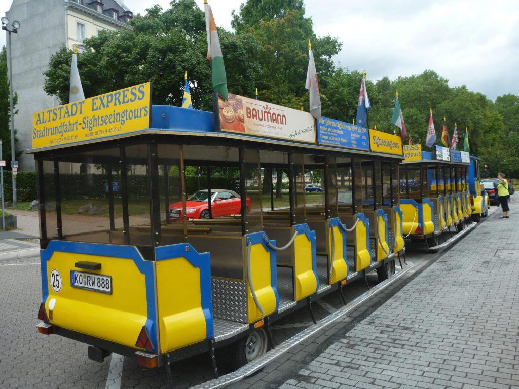 Koblenz Rundfahrt Altstadt Express